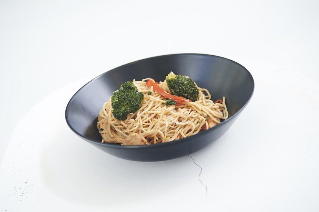 Κοτόπουλο Τσόου Μέιν (Chow Mein)