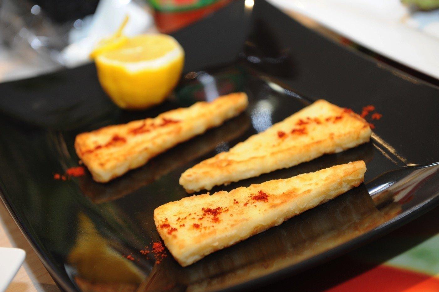 Απλό και αγαπημένο τυρί σαγανάκι