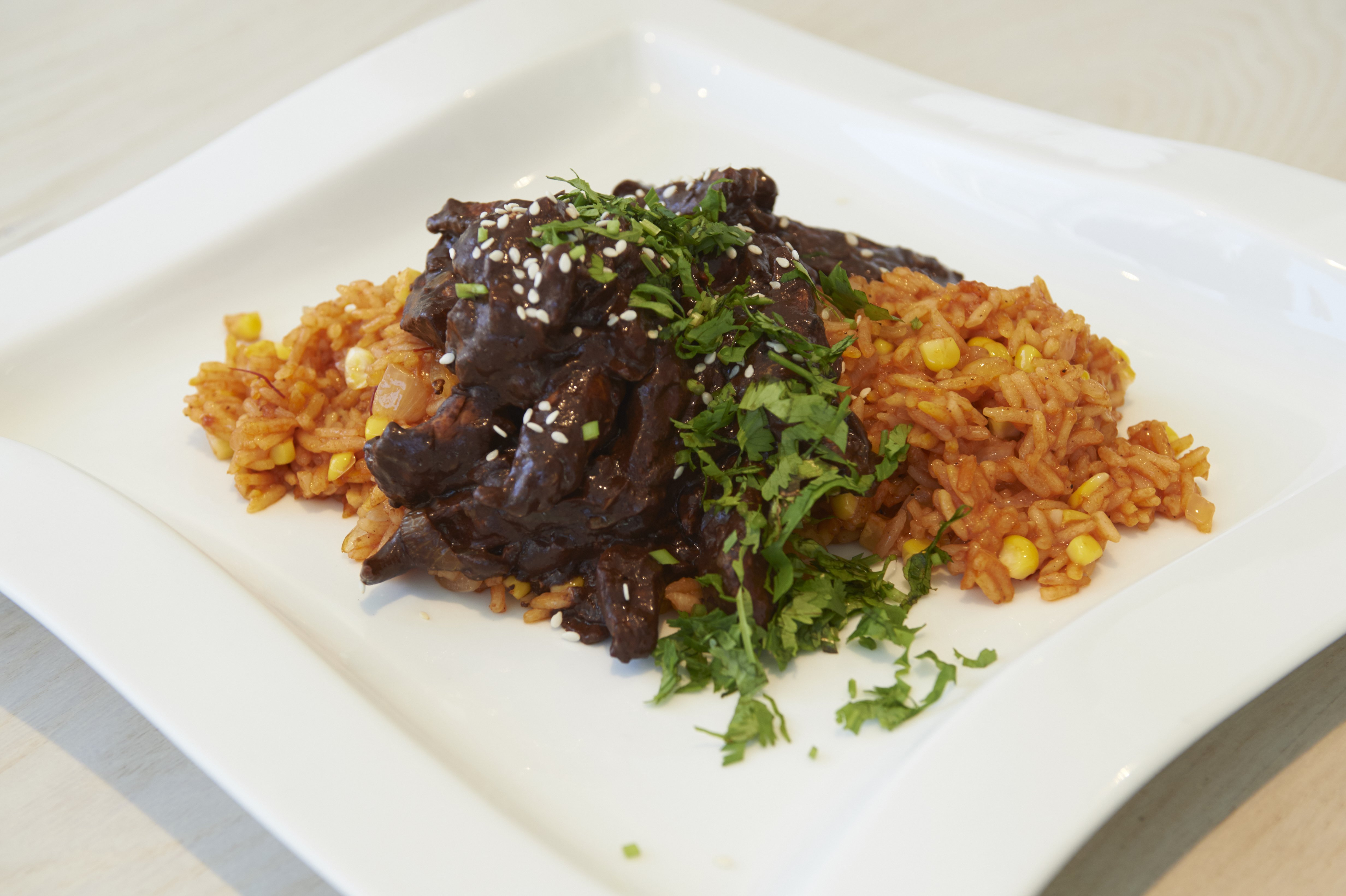 Μεξικάνικο ρύζι Μαμασίτα