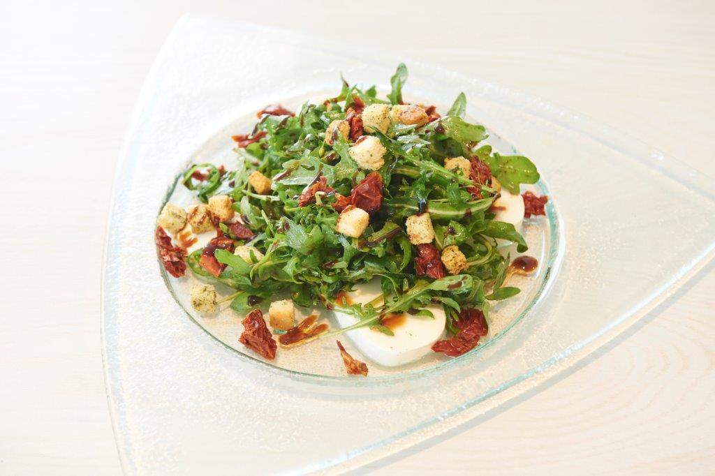 Contorno: Συνοδευτική σαλάτα