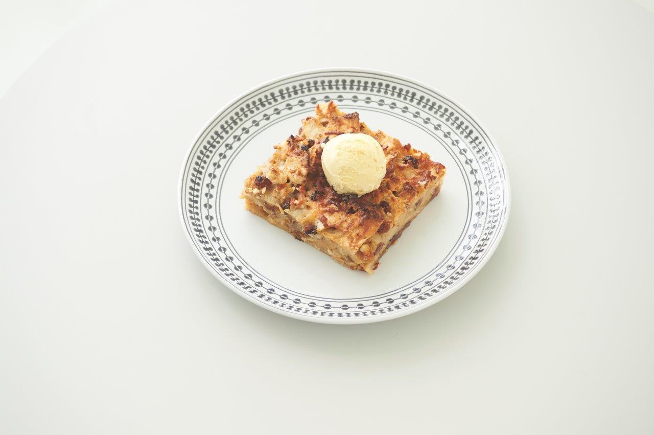 """Μεξικάνικη πουτίγκα με πίτες τορτίγιας """"CAPIROTADA"""""""