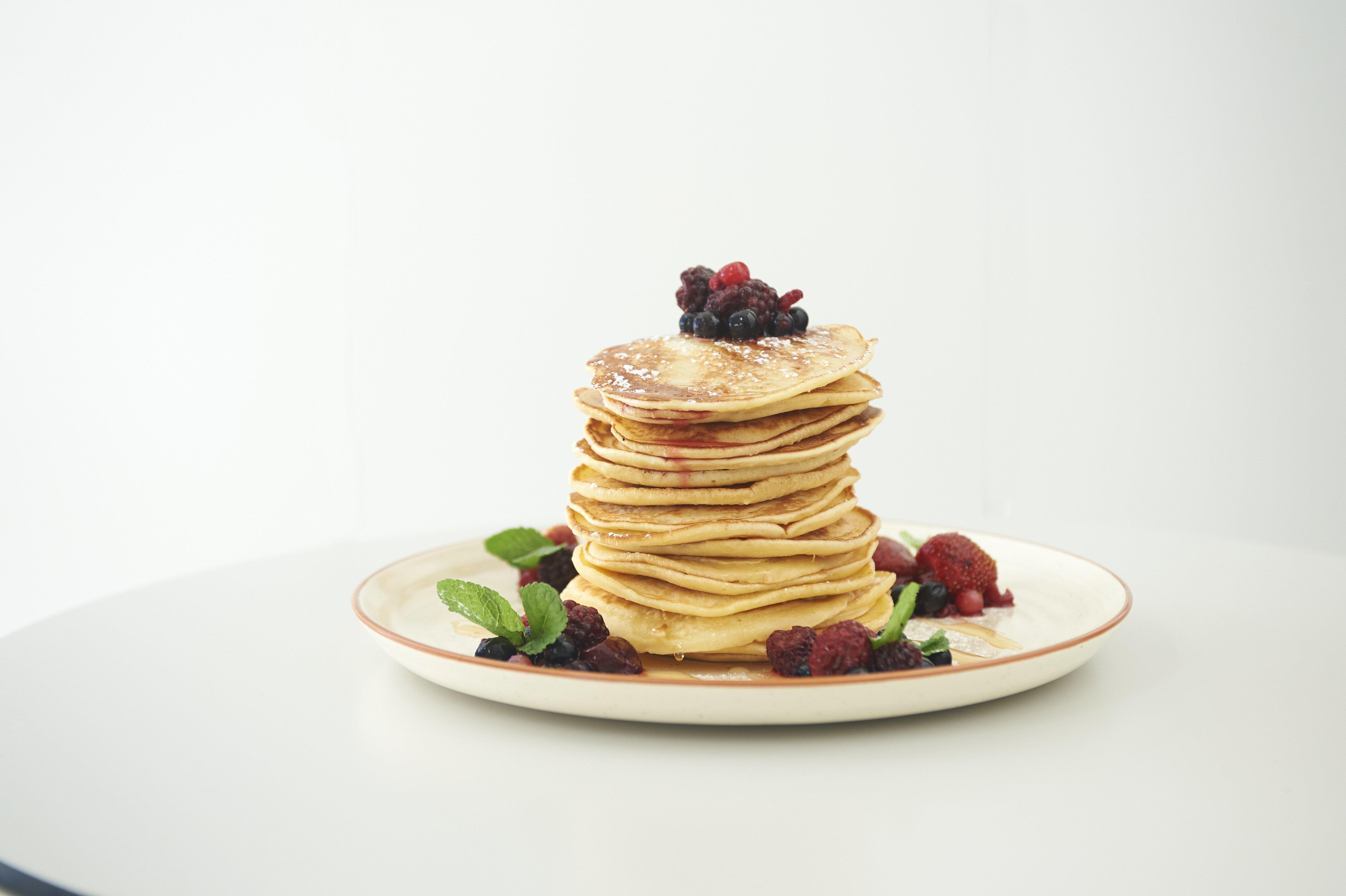 Αμερικάνικα pancakes